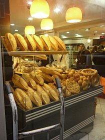 Chléb v Turecku
