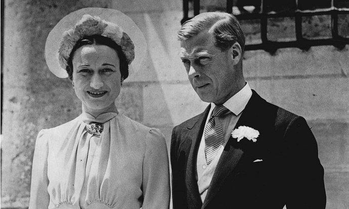 Svatba bývalého krále