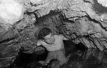 Historický průzkum jeskyně