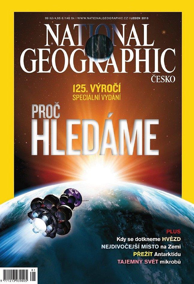Obsah časopisu - leden 2013