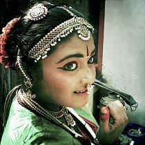 Indický tanec bharatanátyam