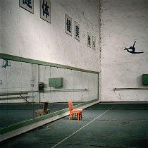 Větší část starého areálu včetně tělocvičny se nepoužívá a má být prodána na soukromém trhu.