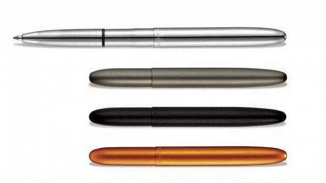 Propisky, nebo obyčejné tužky? Jednoduchý úkol byl ve vesmíru velkým problémem