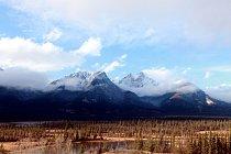 Na americkém kontinentu jsou tisíce pohoří.