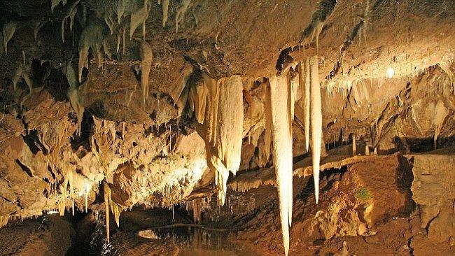 Sto let od objevu Punkevních jeskyní