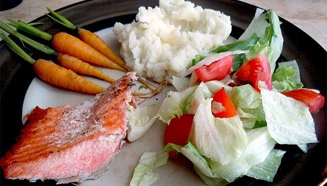 Pesco vegetariáni žijí nejdéle, ukázala rozsáhlá studie