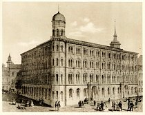 Budova vyšší státní reálky v Brně na Jánské ulici č. 22, kde Mendel učil.  Zde měl sídlo i brněnský Přírodozkumný spolek a Mendel zde na zasedání spolku  zveřejnil svůj objev.