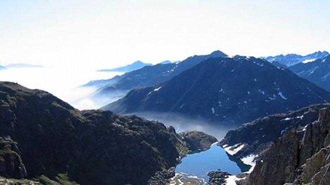 Graubünden – od vrcholu k vrcholu