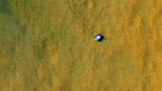 OBRAZEM: Sledujte stopy Curiosity na Marsu
