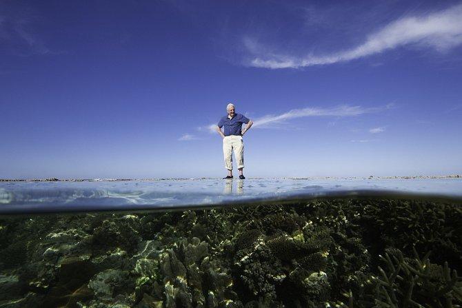 Sir David Attenborough se na Velký bariérový útes vrací po šesti dekádách a nachází ho v žalostném stavu. Ale nevzdává se, neboť přímo v rámci dokumentárního seriálu představuje způsob, jak jeden z nejvýznamnějších ekosystémů na světě zachránit.