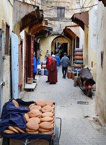 Marocký chléb