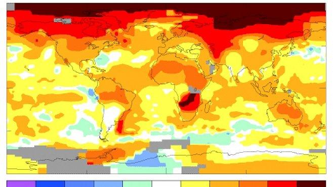 VIDEO: Jak se otepluje svět? NASA vám to ukáže