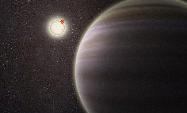 Astronomové objevili planetu se čtyřmi slunci