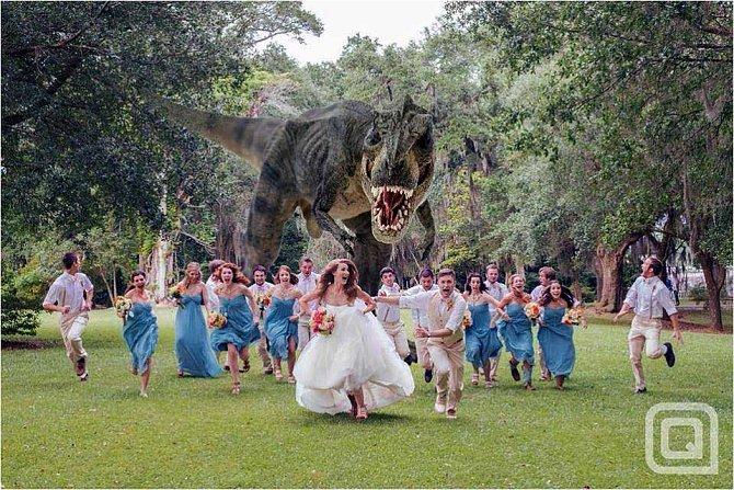 Nominován na nejlepší svatební fotografii