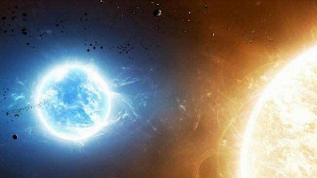 Zemi osvítí dvě slunce