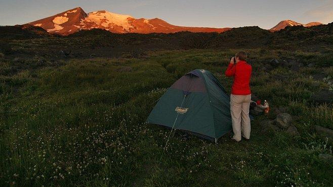 Za vulkány Chile (III.): Sami a opuštěni na Nevado Chillán