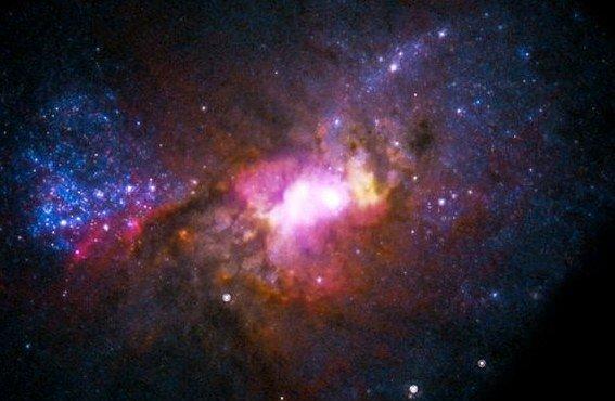 Hledání černých děr střední hmotnosti. Záhada, které zatím nikdo nepřišel na kloub
