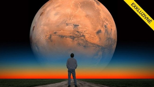 Na misi na Mars dohlíží český psycholog! Máme první rozhovor