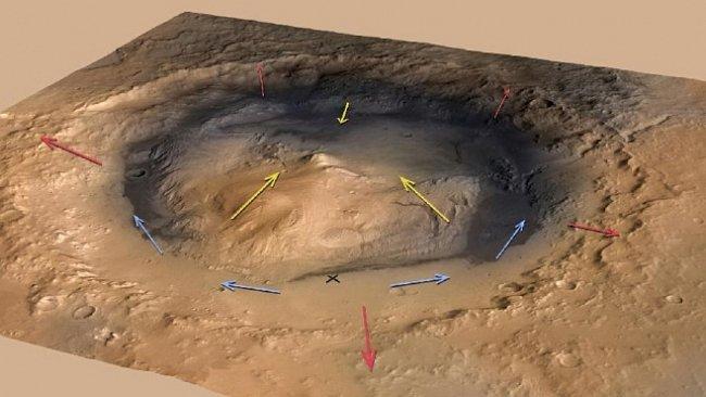 Bouře na Marsu zatím Curiosity neohrozily. Některé už přečkala. Ale jak to bude dál?