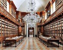 Biblioteca Teresiana, Mantova, Itálie: Pro veřejnost byla otevřena v roce 1780 a stále působí jako veřejná knihovna. Historická knihovna je umístěna uvnitř budovy – chcete-li si ji prohlédnout, jednoduše požádejte o přístup personál.