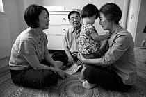 Dvacetiměsíční korejské dítě