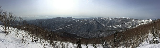 Podmínky pro lyžování jsou tu díky trvalým mrazům vynikající.