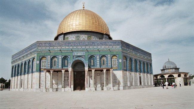 Chrámová hora v Jeruzalémě: místo, kde hliník nahradil zlato