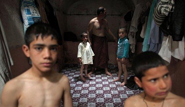 Veřejné lázně v Afghánistánu: Očista těla, ale i místo setkání