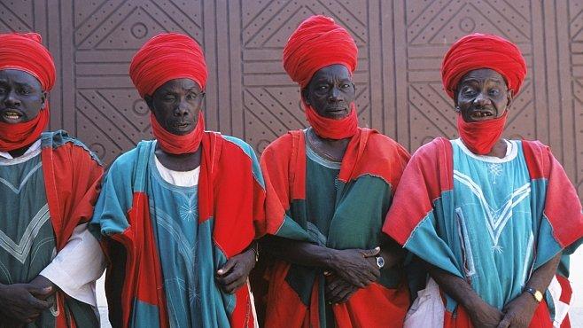 OBRAZEM: Na návštěvě u emíra. V paláci z hlíny...