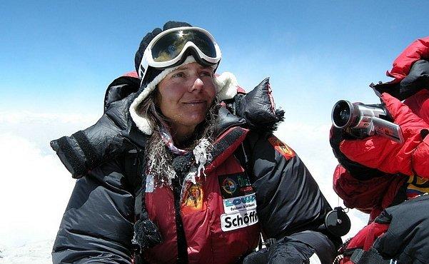 Kterak nejlepší český horolezec potkal nejkrásnější horolezkyni světa