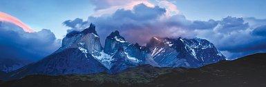 Hory amerického kontinentu tvoří jeden z nejdelších horských hřbetů na planetě.