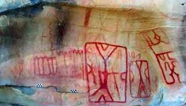 Archeologové objevili v Mexiku obrovskou jeskyní galerii