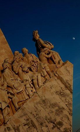 Památník objevitelů vLisabonu