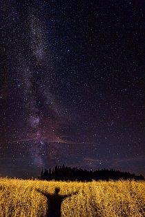 Kategorie Krajina zázraků: 3. místo – Jakub Mach – Pozdrav vesmíru