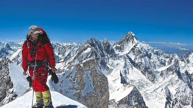 Osmitisícovky Radka Jaroše: Gasherbrum II (8035 m n. m.)