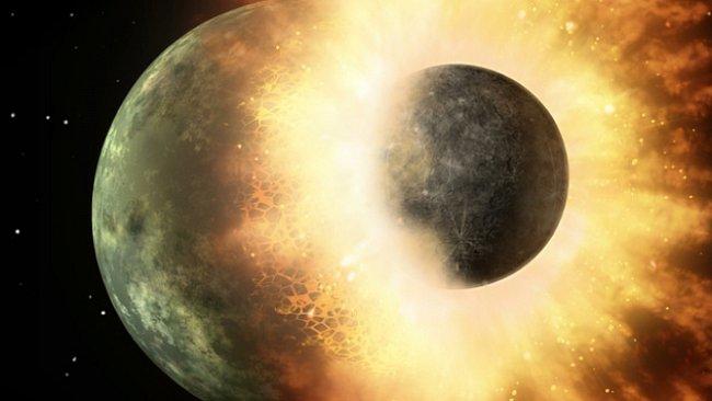 Jak vznikl Měsíc? Nová teorie dokazuje, že býval částí Země