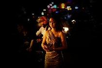 Rušná noc v Phnom Penhu…