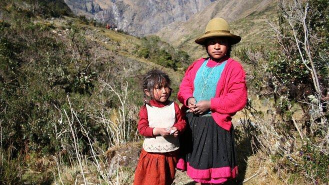 Cestujeme s National Geographic: Peru, země Inků a Machu Picchu