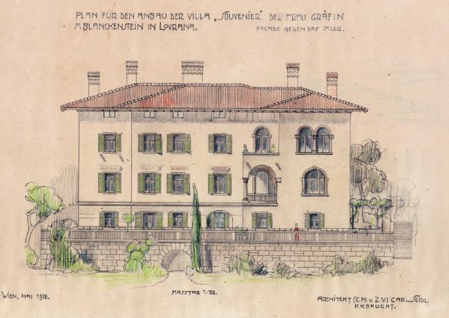 Carl Seidl: Opatija (1908)