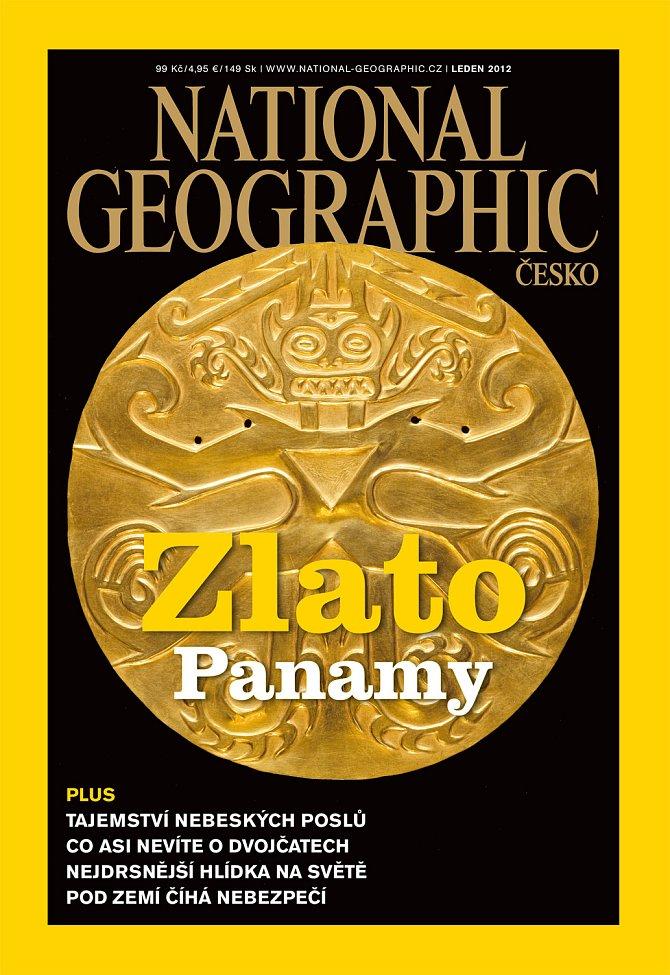 Obsah časopisu – leden 2012