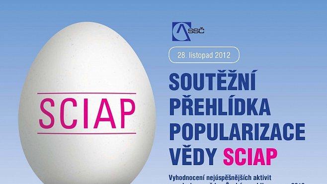 NATIONAL GEOGRAPHIC doporučuje: SCIAP 2012 – další ročník úspěšné soutěže pro popularizátory vědy byl zahájen