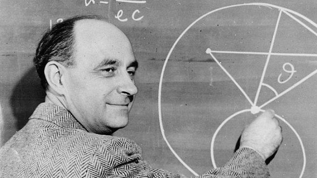Odstartoval atomový věk. Enrico Fermi jako první zažehl a udržel řízenou štěpnou reakci