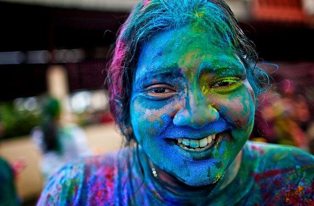 Festival barev v Malajsii