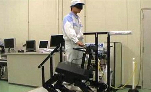Japonci vymysleli vodícího robo-psa pro nevidomé