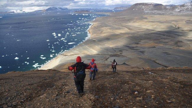 V Antarktidě Češi zkoumají lišejníky, ryby, parazity, ale i lidská onemocnění