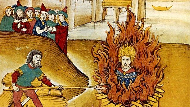 Smrt na hranici, která zažehla husitskou revoluci