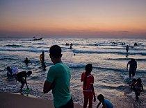 Izraelská námořní blokáda