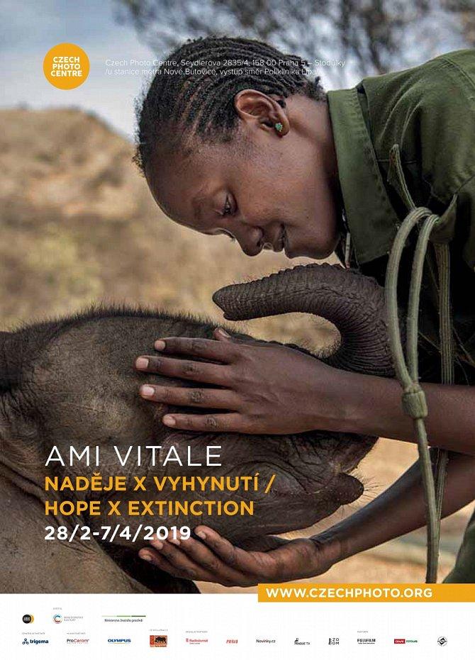 Výstava fotografií Ami Vitale potrvá do 7.dubna.
