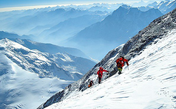 Osmitisícovky Radka Jaroše: Dhaulagiri (8167 m)