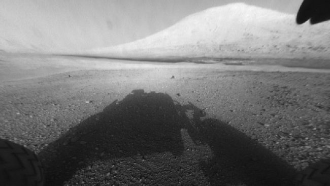 OBRAZEM: Krajina Marsu je velmi podobná Zemi, dokazuje Curiosity